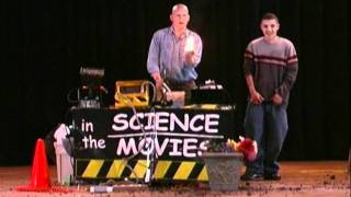 Science in the Movies - The Ultimate Science Lesson