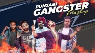Punjabi Gangster  Mashup 2020 | Punjabi Dhol Mix 2019 |  DJ PARAM KAPOOR |SidhuMoosewala