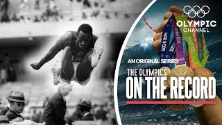 The Story Behind Bob Beamon's Long Jump Olympic Record | Olympics On The Record