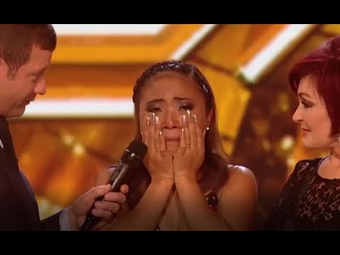 Alisah Banoabra Says TEARFUL Goodbye To Britain! The X Factor UK 2017