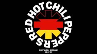 Red Hot Chili Peppers - Warm Tape Dortmund 2003 Soundboard audio
