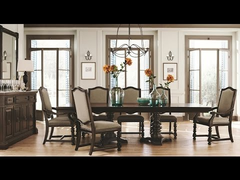 Pacific Canyon Diningroom Collection (349) by Bernhardt - YouTube