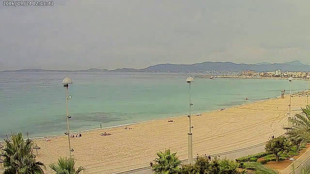 Livecam El Arenal