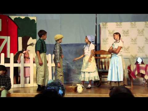 Farmer Boy 3rd Grade Golden Valley Charter School