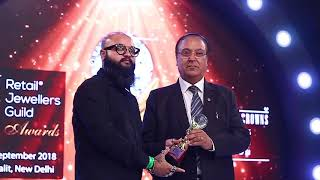 Retail Jewellers Guild Awards 2018