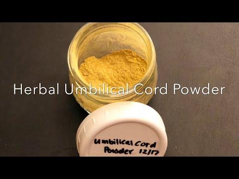 Herbal Umbilical Cord Powder