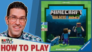 Minecraft: Builders & Biomes - How To Play