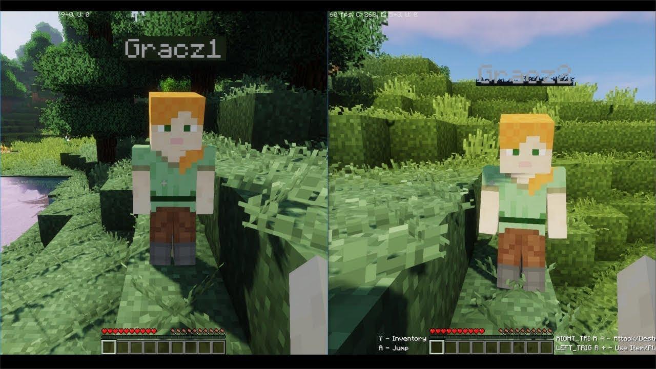 Jak zagrać w Minecraft na jednym komputerze w 11 osoby ?? (Kontroler)