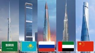 Самые Высокие Небоскребы Разных Стран Мира
