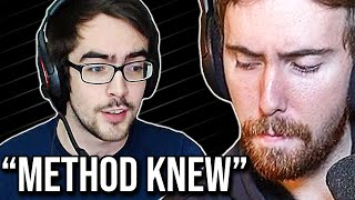 Asmongold Comments On The MethodJosh Drama & Streamers Leaving Method (Preach, Esfand, Payo)