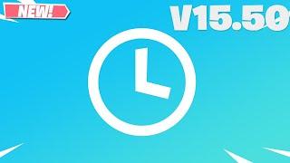 NEW FORTNITE UPDATE V15.50 GAMEPLAY! NEW UPDATE ON FORTNITE!! FORTNITE BATTLE ROYALE!!!