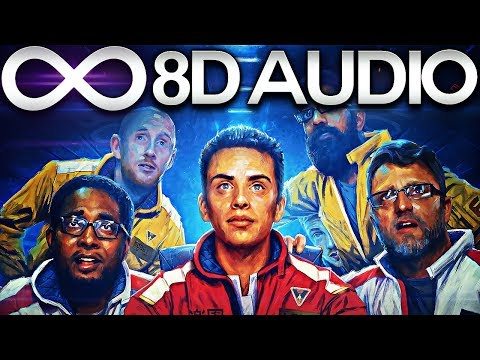 Logic - I Am The Greatest 🔊8D AUDIO🔊