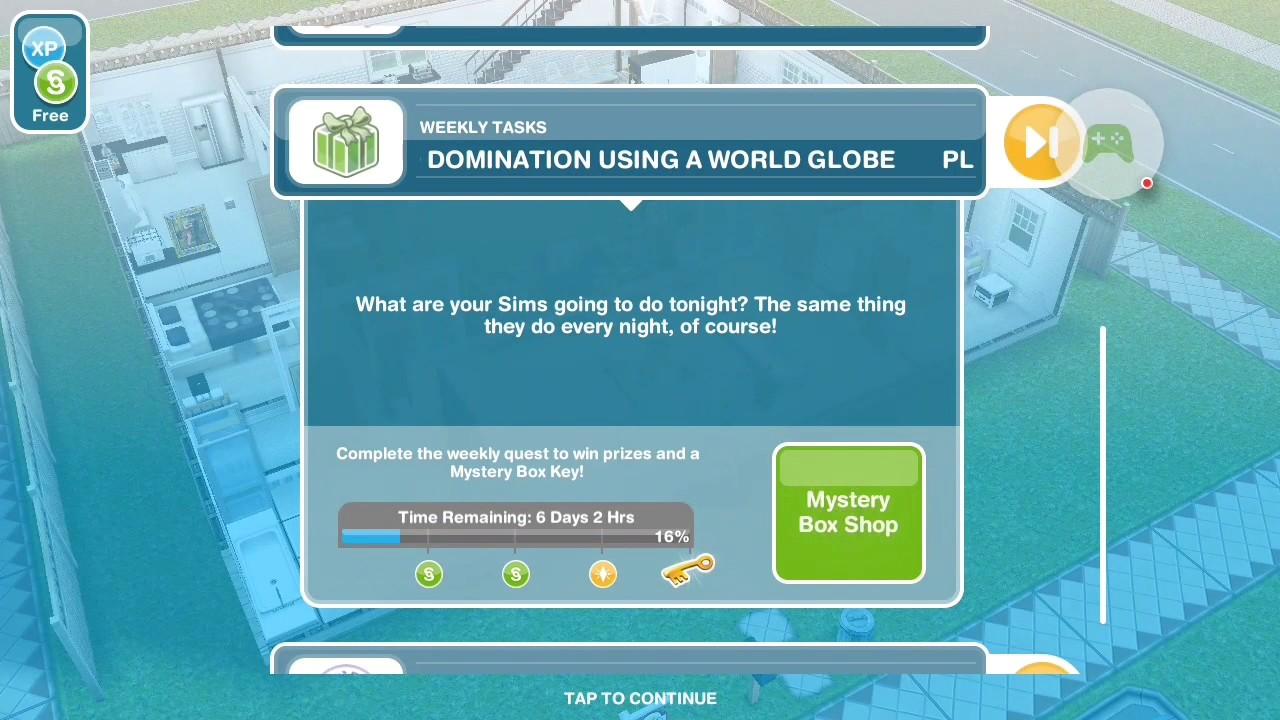Xp world domination edition #14