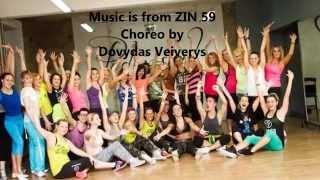 ZUMBA ZIN 59 - SOLA