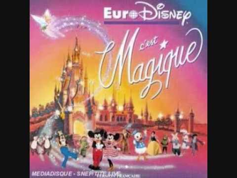 Euro Disney - C'est Magique - Track 2