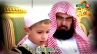 Imam Besar Masjidil Haram MENANGIS Mendengar Anak Ini Mengaji