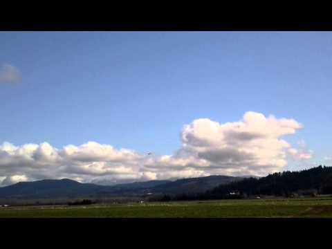 Smokin Jays 540t First Flight