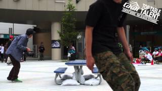 LAKAI Limited Footwear Presents:TOP TABLE TALENT中部地区予選