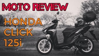 Moto Review/Honda Click 125i - Game Changer