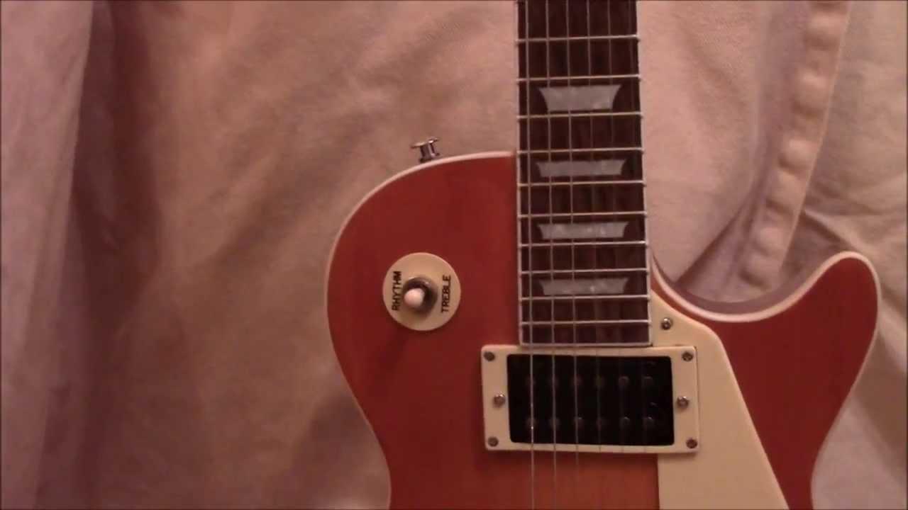 dating les paul guitars