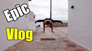 """EPIC VLOG -  LOS MOROZOV #2 """"Primer entrenamiento"""""""