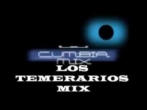 Los Temerarios Cumbias Romanticas Mix