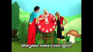 #9 Kids English Learning Show: TIME OF DAY: WHAT TIME IS IT? WHAT DO YOU DO...