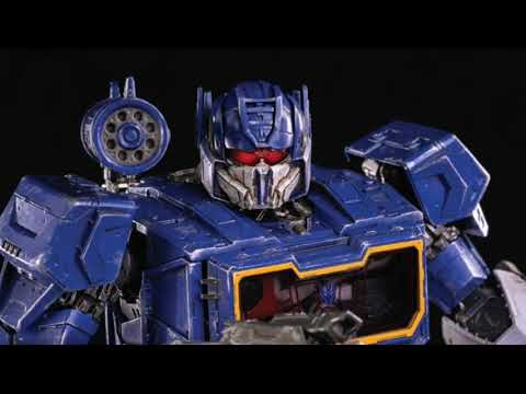 Transformers DLX SOUNDWAVE By ThreeZero Firstlook