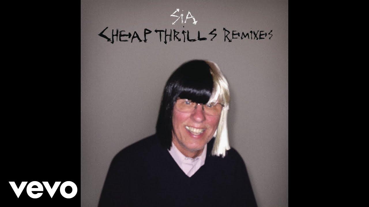 Sia - Cheap Thrills (John J-C Carr Remix) [Audio]