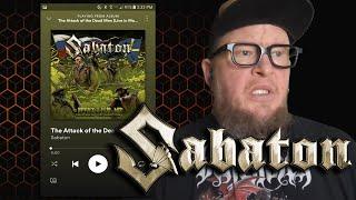 Baixar SABATON - The Attack of the Dead Men  (First Listen)