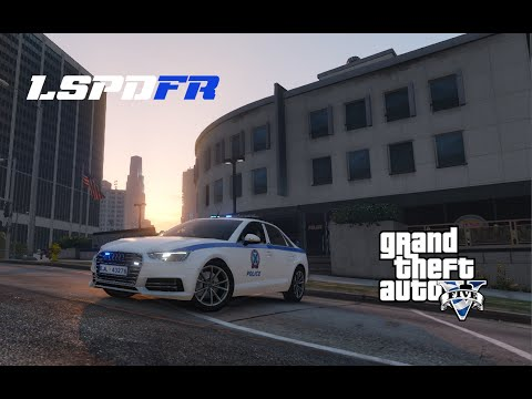 GTA 5 LSPDFR -GREEK POLICE DEPARTMENT(Ε.Α.)- EP #2 -  (GTA 5 PC POLICE MODS)