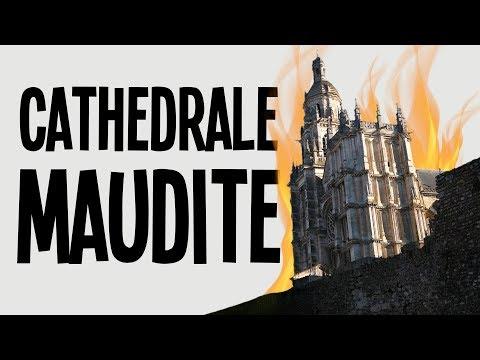 Cette cathédrale est maudite ! - La Cathédrale d'Evreux
