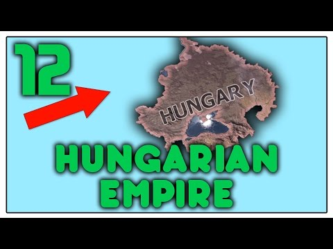 Greater Hungarian Empire | Part 12 | Hearts of Iron IV