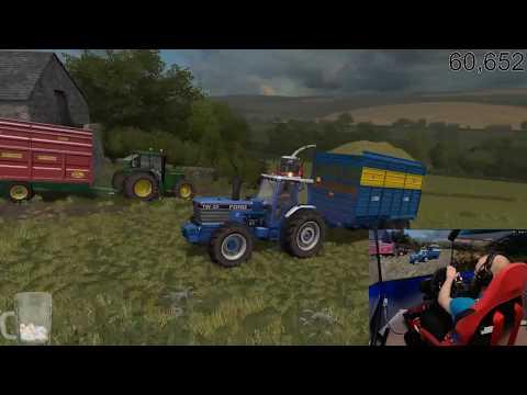 farming simulator 17 oakfield farm DAY 15