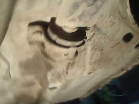 Как устранить стук передней подвески Шевроле ланос,сенс,нексия.