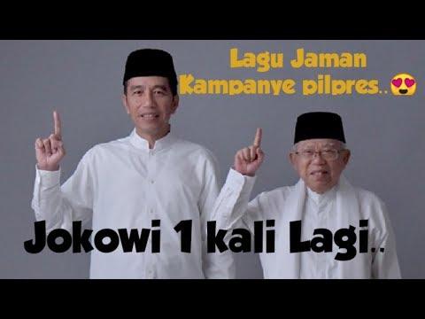 VIRALL..Lagu Jokowi 1 Kali Lagi Karya Pendukung Setia Jokowi Dari Lampung