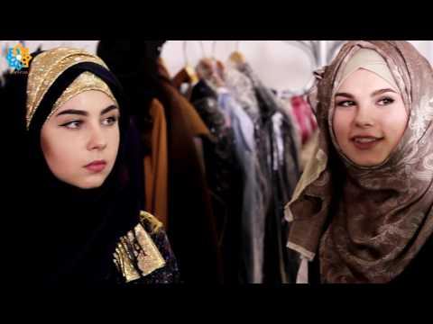 Мусульманская коллекция одежды победила на конкурсе в Киеве