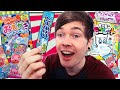 TRYING JAPANESE CANDY!!