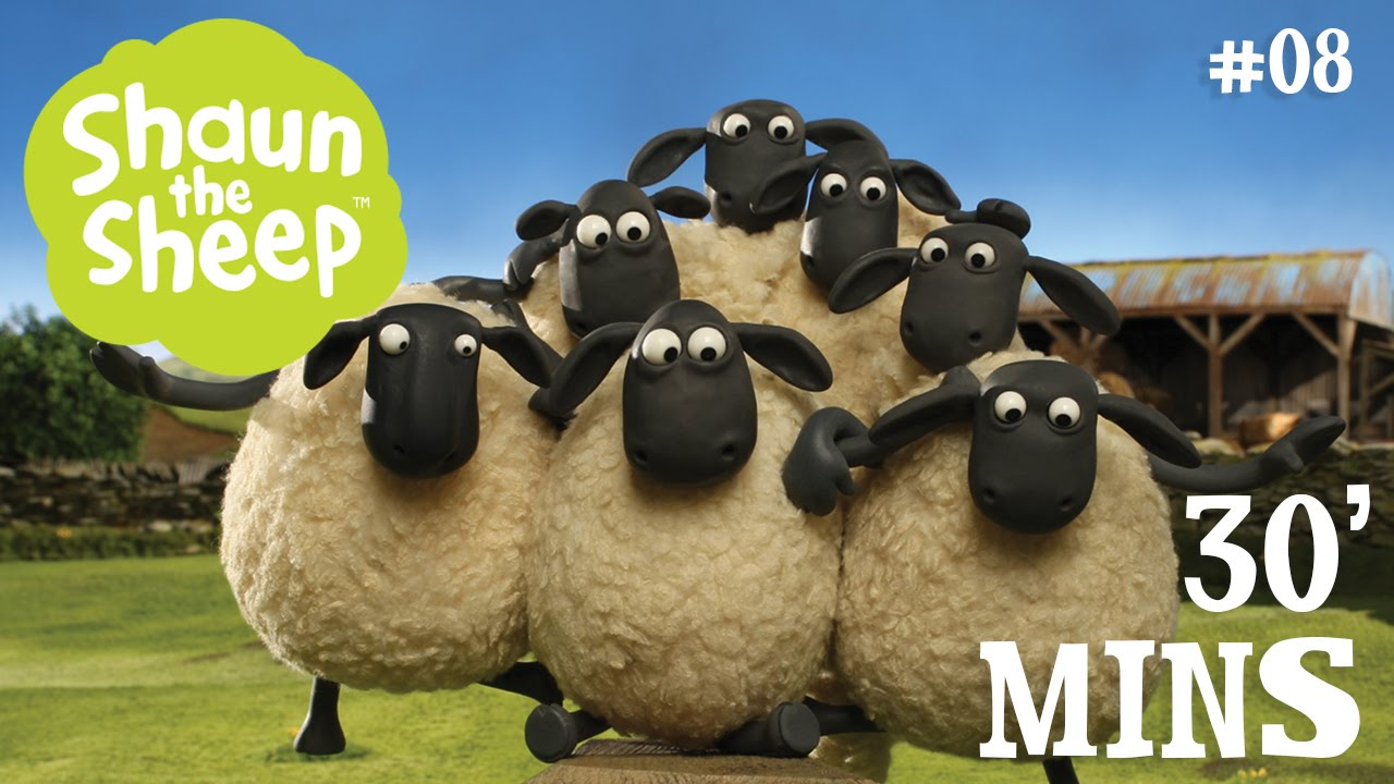 Những Chú Cừu Thông Minh – Tập 8 [30 phút]