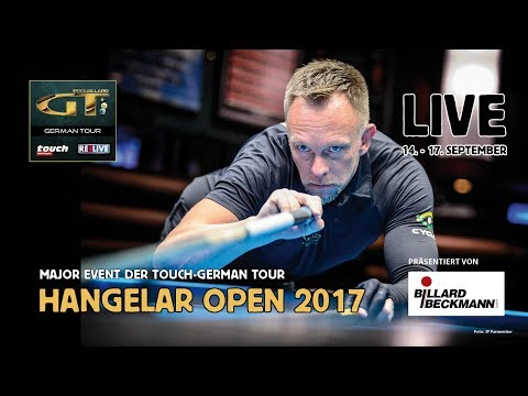 Hangelar Open 2017 powered by Touch / German Tour & REELIVE Final rounds