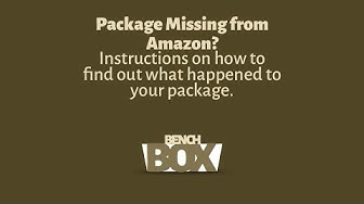 What to do if an Amazon Package is stolen off your porch