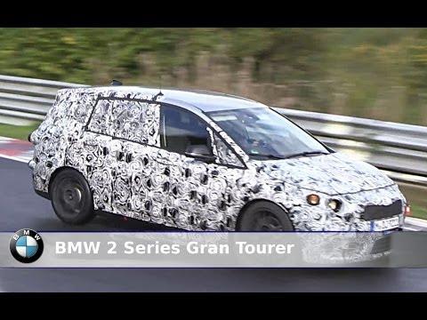 BMW Série 2 Gran Tourer: ce sera le nom officiel d