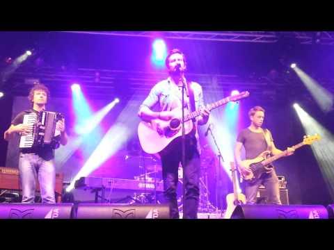 Tom Beck - Nice guys finish last + ALLE 3 neuen deutschen Songs (Zeltfestival Ruhr Bochum)