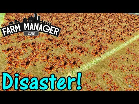 Let's Play Farm Manager 2018 #6: Disaster!
