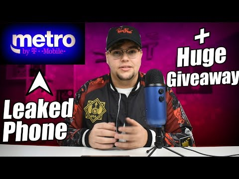 Metro By T-Mobile New Leaked Phone + Huge Giveway!!!