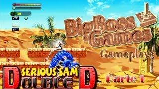 Serious Sam Double D XXL - Parte 1 - BigBoss Games (Gameplay)