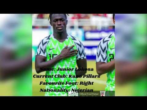 Junior Lokosa Goals and Highlights in the NPFL