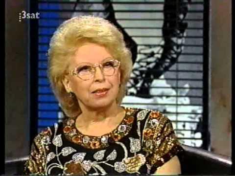 Sylvia Geszty - Da Capo - Interview with August Everding 1994