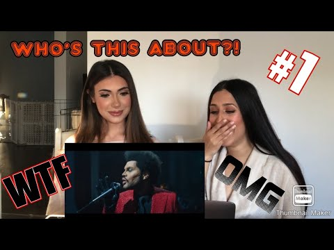 The Weeknd - Save Your Tears (Official Music Video) (REACTION)