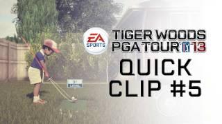 Tiger Woods PGA TOUR® 13 - Backyard Golf - Legacy Challenge Gameplay